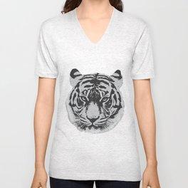 Tigerhead Unisex V-Neck