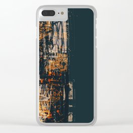1618 Clear iPhone Case