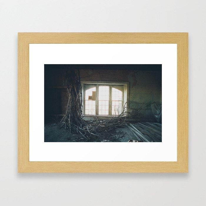 Grold Framed Art Print