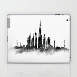 Dubai Skyline Laptop & iPad Skin