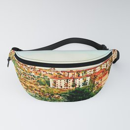 Catanzaro: view of the city Fanny Pack
