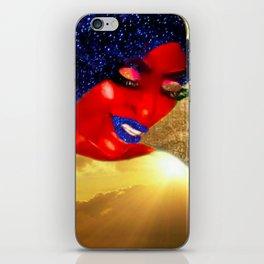 Ecstatic Queen iPhone Skin