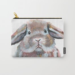 Radish the Rabbit Carry-All Pouch