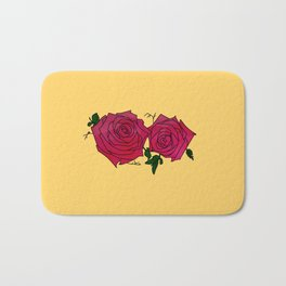Rosa Rosa Bath Mat