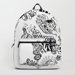 3am Thoughts Club Backpack
