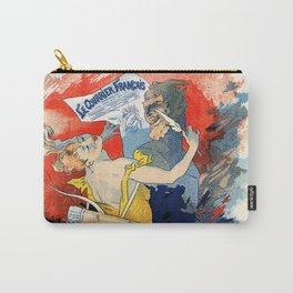Le courrier français 1891 Carry-All Pouch