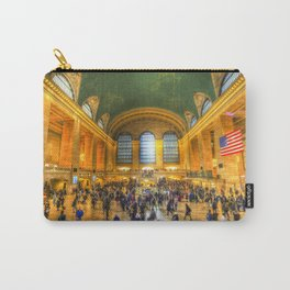 Grand Central Station New York Carry-All Pouch