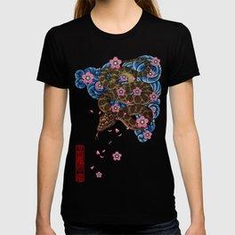 tattoo snake  T-shirt
