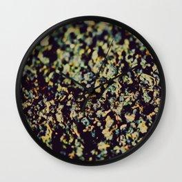 Oolong Tea Wall Clock