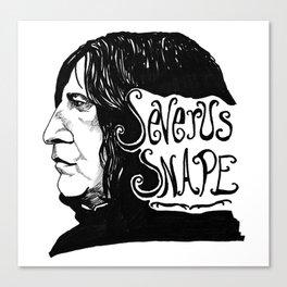 Severus Snape: The Half-Blood Prince Canvas Print
