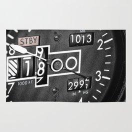 Altimeter Rug