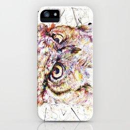 Owl // Ahmyo iPhone Case