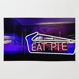 Eat Pie Rug