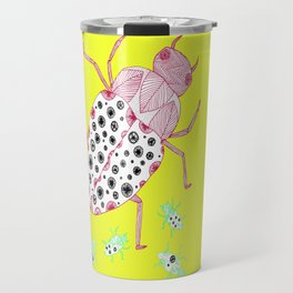 Roaches on a Sunny Day Travel Mug