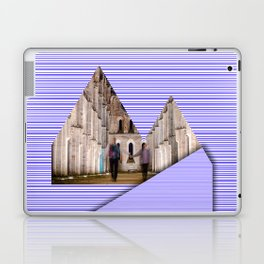 Reykjavik Boulevard #18 Laptop & iPad Skin