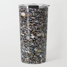 What Stories You Could Tell... Rocks of Jasper Beach Travel Mug