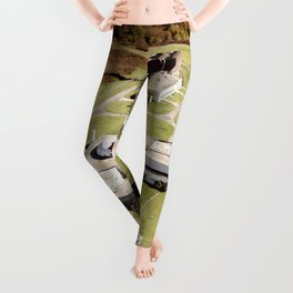 Abandoned Reactor Facility Leggings
