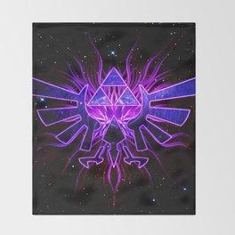 Light Of The Zelda Throw Blanket