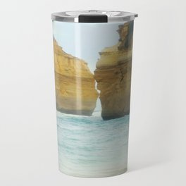 On a Collision Course Travel Mug