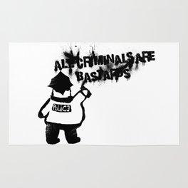 All Cops Rug