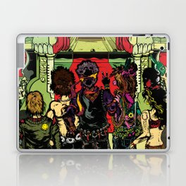 27 Club | Dead Rock Stars Laptop & iPad Skin