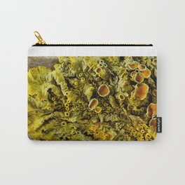 Lichen Texture 02 Carry-All Pouch