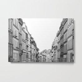 Street in Paris Metal Print