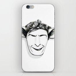 Charlie Sheep iPhone Skin