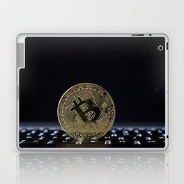 The Mighty Bitcoin Laptop & iPad Skin