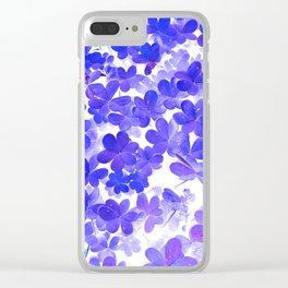 Clover XI Clear iPhone Case