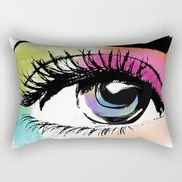 Eyeful Rectangular Pillow