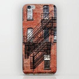 Tenement facade  iPhone Skin