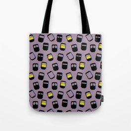 Niqabis pattern Tote Bag