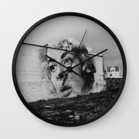 atlanta Wall Clocks featuring Atlanta by MartiGrasz