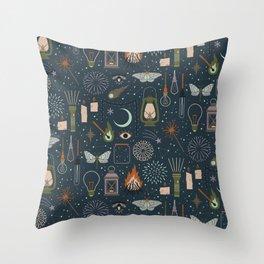 Light the Way Throw Pillow