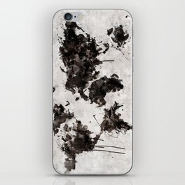 Wild World iPhone Skin