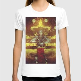 Zenyatta Art Print T-shirt
