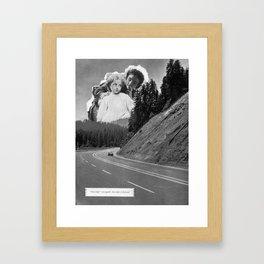 New Vistas Framed Art Print