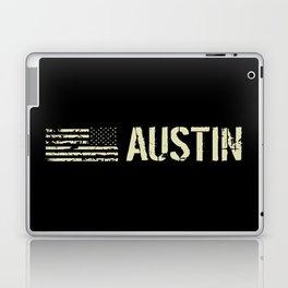 Black Flag: Austin Laptop & iPad Skin