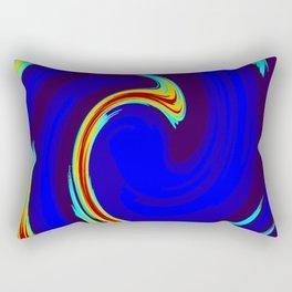 Radical Radar Rectangular Pillow