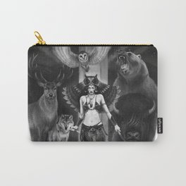 Owl Totem Carry-All Pouch