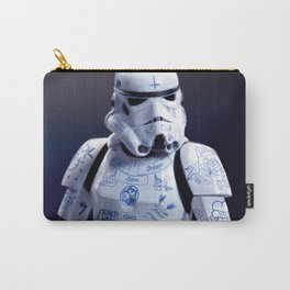 Tattooed Trooper Carry-All Pouch