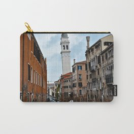 Leaning Venice Carry-All Pouch