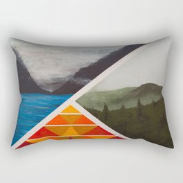 Trilateral  Rectangular Pillow