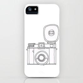 Click Click Click iPhone Case