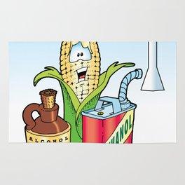 Ethanol & Alchohol Drinking Problem Rug