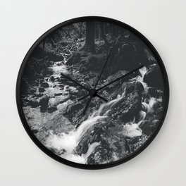 Irish Stream Wall Clock