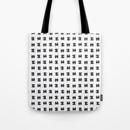 Henry the Tuxedo Cat Tote Bag