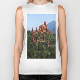 Cathedral Valley Biker Tank