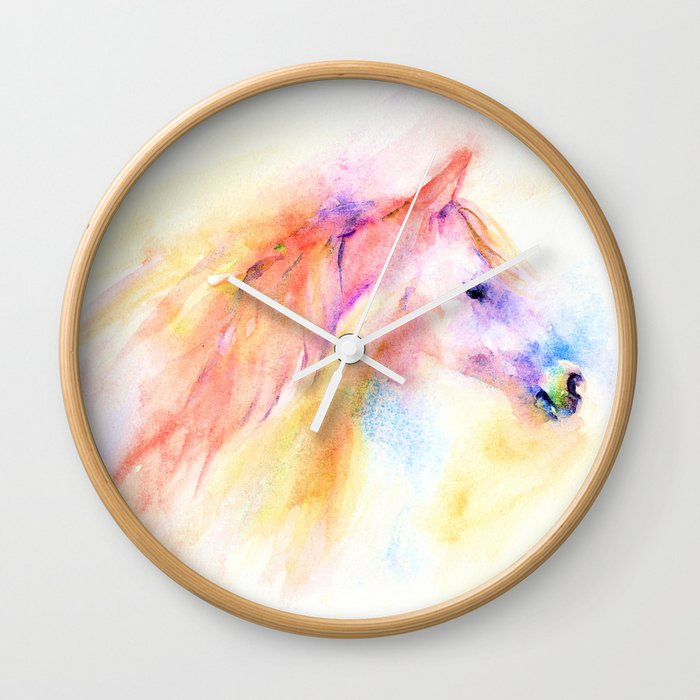Whisper Wall Clock